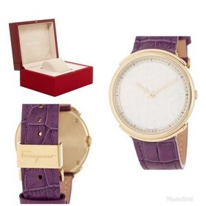 Salvatore Ferragamo Logomania Quartz Watch, 35mm